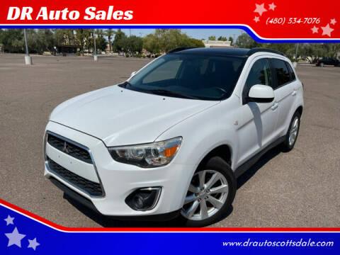 2014 Mitsubishi Outlander Sport for sale at DR Auto Sales in Scottsdale AZ