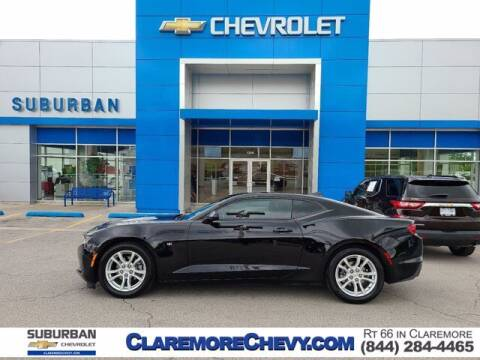 2020 Chevrolet Camaro for sale at Suburban Chevrolet in Claremore OK