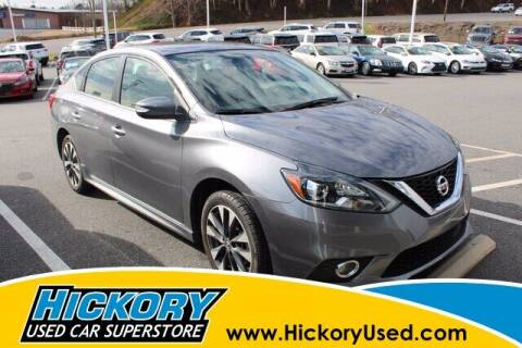 2019 Nissan Sentra for sale at Hickory Used Car Superstore in Hickory NC