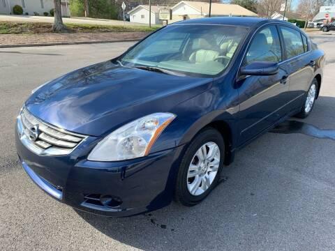 2011 Nissan Altima for sale at Diana Rico LLC in Dalton GA