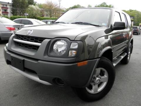 2004 Nissan Xterra for sale at DMV Auto Group in Falls Church VA