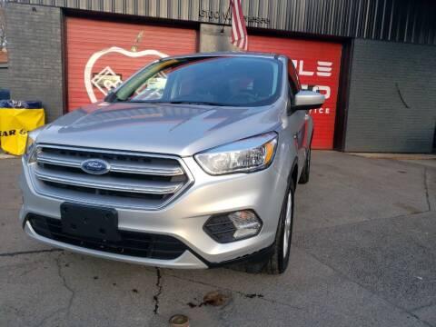 2017 Ford Escape for sale at Apple Auto Sales Inc in Camillus NY