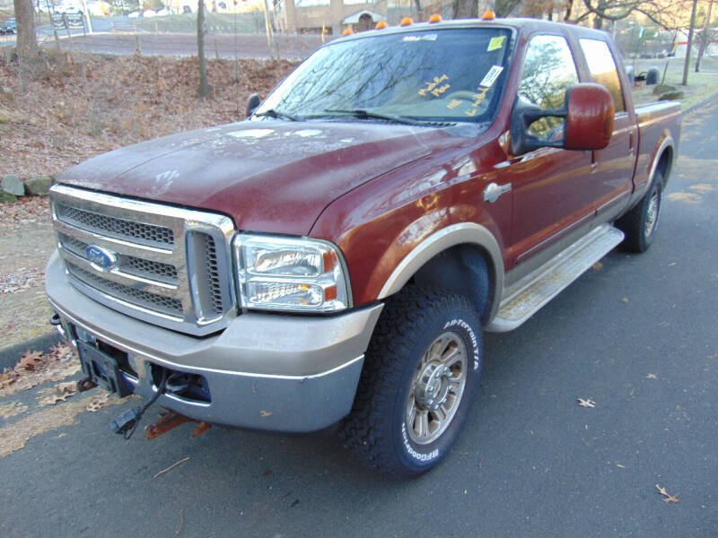 2006 Ford F-250 Super Duty for sale at Lakewood Auto in Waterbury CT