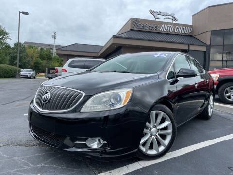 2012 Buick Verano for sale at FASTRAX AUTO GROUP in Lawrenceburg KY