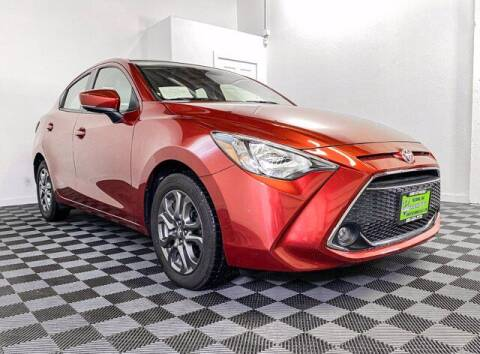 2020 Toyota Yaris for sale at Sunset Auto Wholesale in Tacoma WA