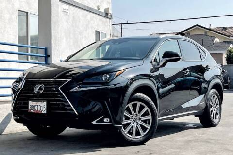 2018 Lexus NX 300h for sale at Fastrack Auto Inc in Rosemead CA