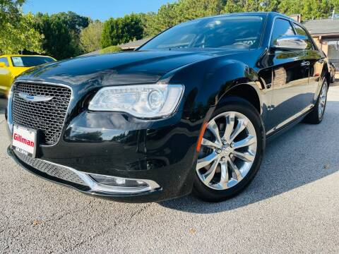 2016 Chrysler 300 for sale at Classic Luxury Motors in Buford GA