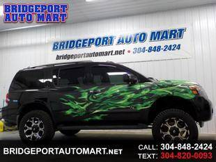 2008 Nissan Armada for sale at Bridgeport Auto Mart in Bridgeport WV