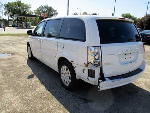 2014 Dodge Grand Caravan for sale at Northeast Iowa Auto Sales - Repairables in Hazleton IA