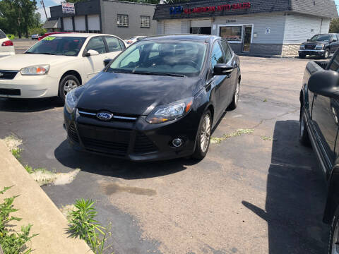 2013 Ford Focus for sale at D and D All American Financing in Warren MI