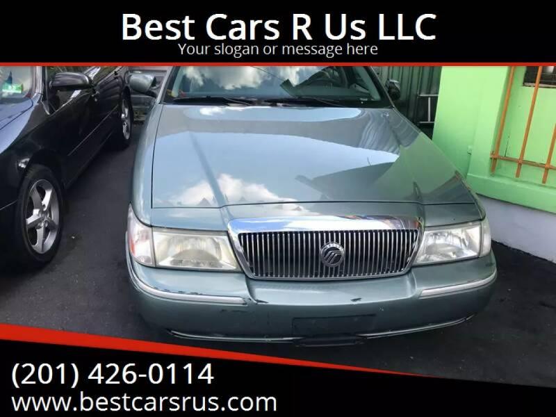 2005 Mercury Grand Marquis for sale at Best Cars R Us LLC in Irvington NJ