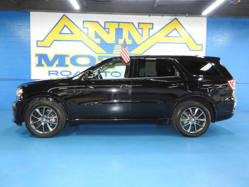 2018 Dodge Durango for sale at ANNA MOTORS, INC. in Detroit MI