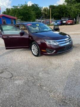 2011 Ford Fusion for sale at Twin Motors in Austin TX