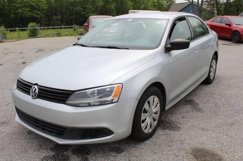 2013 Volkswagen Jetta for sale at UpCountry Motors in Taylors SC