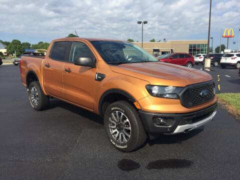 2019 Ford Ranger for sale at McCully's Automotive - Trucks & SUV's in Benton KY