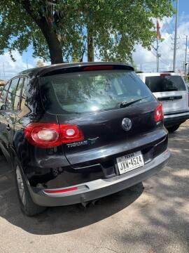 2009 Volkswagen Tiguan for sale at ATLANTIC MOTORS GP LLC in Houston TX