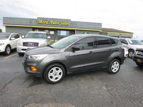 2017 Ford Escape for sale at MIRA AUTO SALES in Cincinnati OH