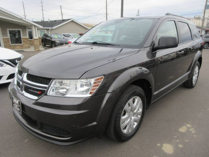 2017 Dodge Journey for sale at Dam Auto Sales in Sioux City IA