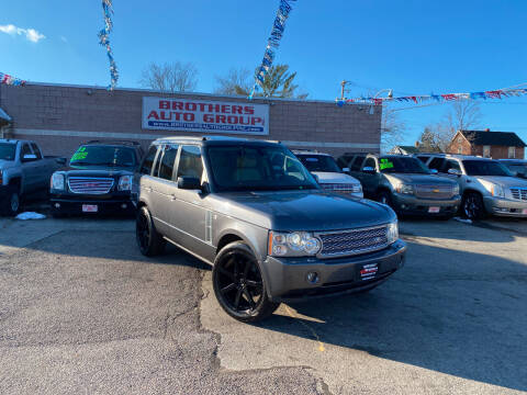 2006 Land Rover Range Rover for sale at Brothers Auto Group in Youngstown OH