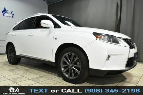 2015 Lexus RX 350 for sale at AUTO HOLDING in Hillside NJ