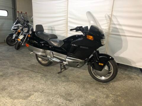1994 Honda PC 800 Pacific Coast for sale at Kent Road Motorsports in Cornwall Bridge CT