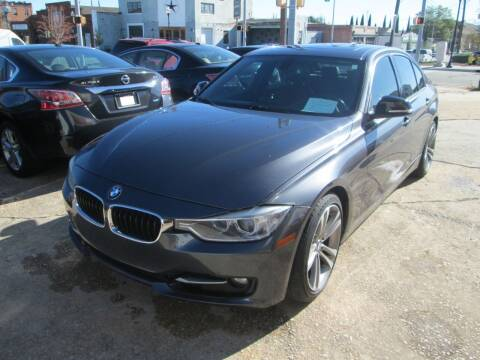 2013 BMW 3 Series for sale at Downtown Motors in Macon GA