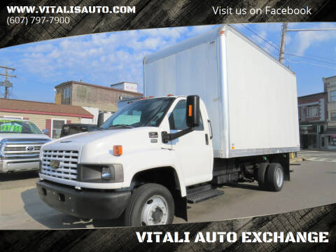 2003 Chevrolet C4500 for sale at VITALI AUTO EXCHANGE in Johnson City NY