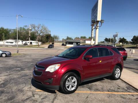 2011 Chevrolet Equinox for sale at Patriot Auto Sales in Lawton OK