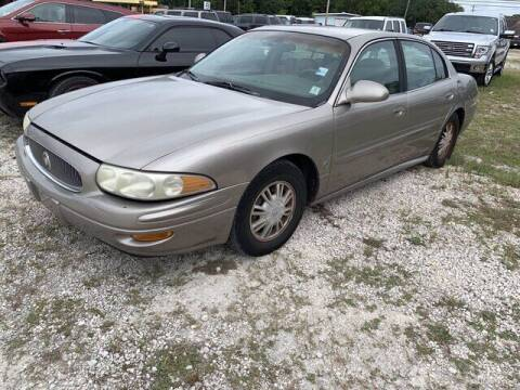 2002 Buick LeSabre for sale at CROWN  DODGE CHRYSLER JEEP RAM FIAT in Pascagoula MS