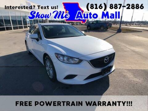 2015 Mazda MAZDA6 for sale at Show Me Auto Mall in Harrisonville MO