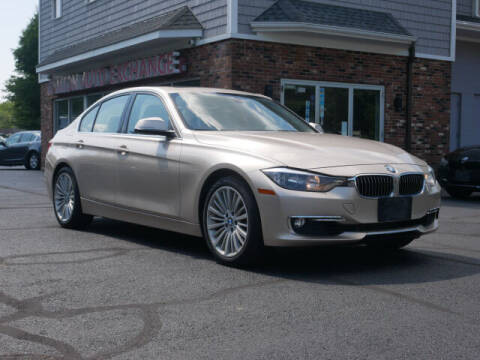 2013 BMW 3 Series for sale at Canton Auto Exchange in Canton CT