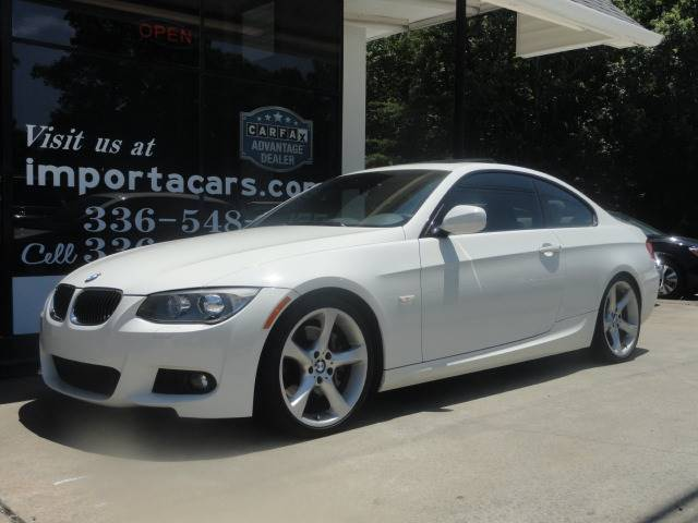 2012 BMW 3 Series for sale at importacar in Madison NC