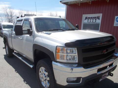 2011 Chevrolet Silverado 2500HD for sale at Adams Automotive in Hermon ME