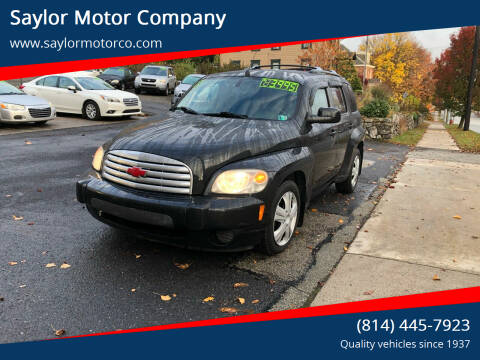 2011 Chevrolet HHR for sale at Saylor Motor Company in Somerset PA
