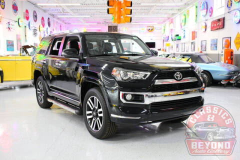 2015 Toyota 4Runner for sale at Classics and Beyond Auto Gallery in Wayne MI