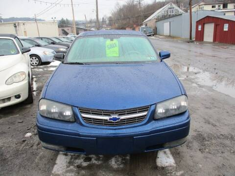 2004 Chevrolet Impala for sale at FERNWOOD AUTO SALES in Nicholson PA