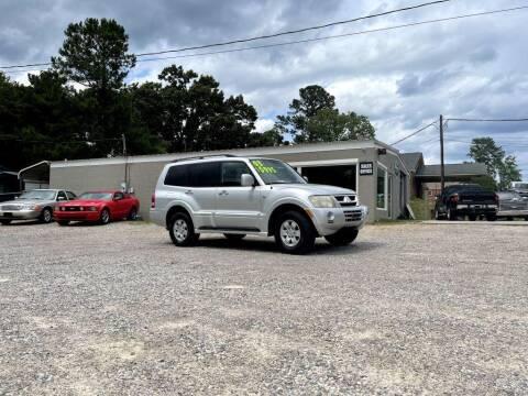 2003 Mitsubishi Montero for sale at Barrett Auto Sales in North Augusta SC