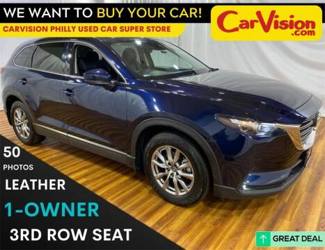 2017 Mazda CX-9 for sale at Car Vision Mitsubishi Norristown - Car Vision Philly Used Car SuperStore in Philadelphia PA