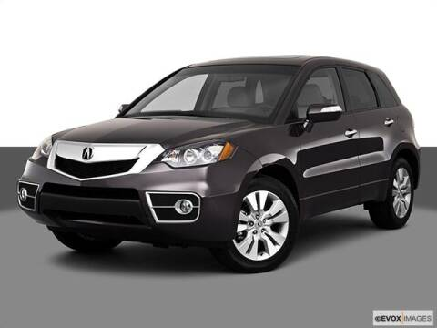 2010 Acura RDX for sale at BORGMAN OF HOLLAND LLC in Holland MI