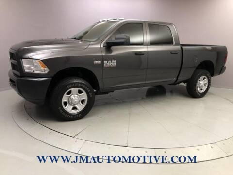 2018 RAM Ram Pickup 2500 for sale at J & M Automotive in Naugatuck CT