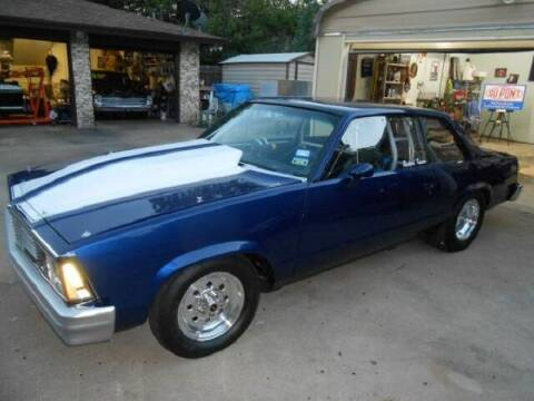 1980 Chevrolet Malibu for sale at Haggle Me Classics in Hobart IN