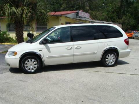 2007 Chrysler Town and Country for sale at VANS CARS AND TRUCKS in Brooksville FL