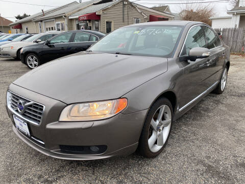 2010 Volvo S80 for sale at Volare Motors in Cranston RI