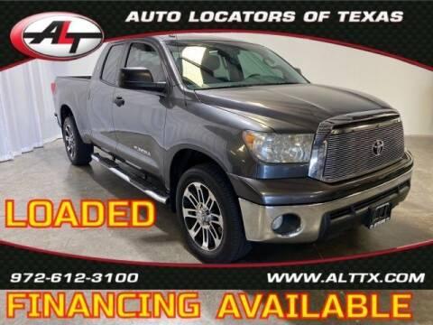 2012 Toyota Tundra for sale at AUTO LOCATORS OF TEXAS in Plano TX