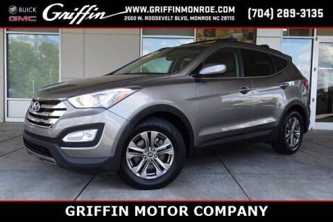 2014 Hyundai Santa Fe Sport for sale at Griffin Buick GMC in Monroe NC