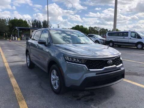 2021 Kia Sorento for sale at Car List Florida in Davie FL