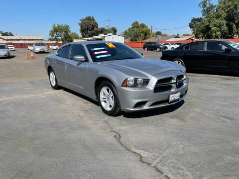 2014 Dodge Charger for sale at Mega Motors Inc. in Stockton CA
