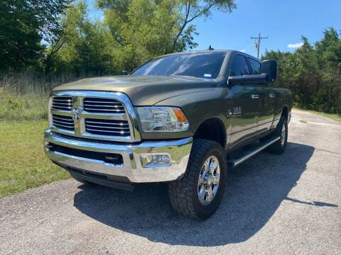 2015 RAM Ram Pickup 2500 for sale at The Car Shed in Burleson TX