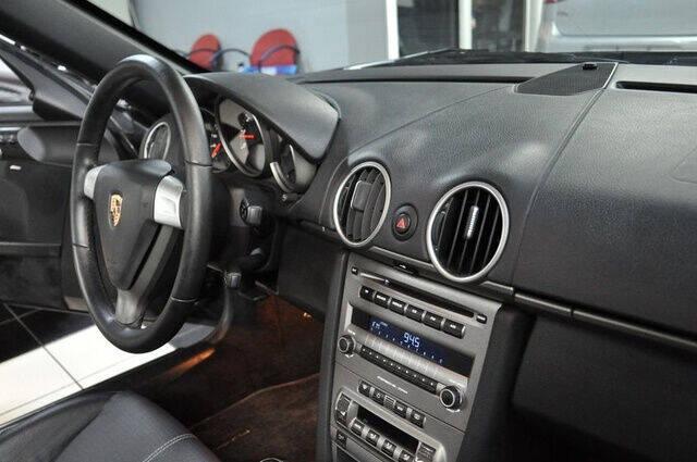 2006 Porsche Boxster 2dr Convertible - Pompano Beach FL