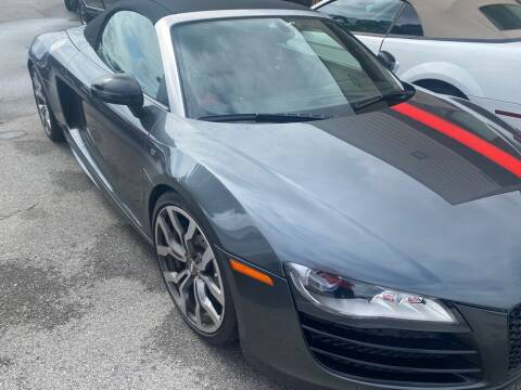 2011 Audi R8 for sale at Z Motors in Chattanooga TN